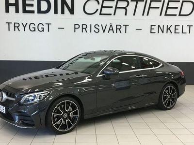 begagnad Mercedes C300 (258hk) AMG / PANORAMA / DISTRONIC / VÄRMARE