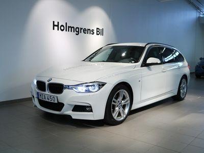 begagnad BMW 318 d Touring M-Sport, Aut, Harman, Drag