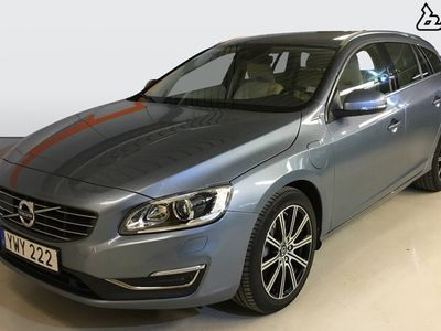 used Volvo V60 D5 AWD Twin Engine Classic Summum
