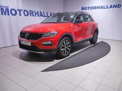 brugt VW T-Roc 2.0 TDI 150hk 4Motion