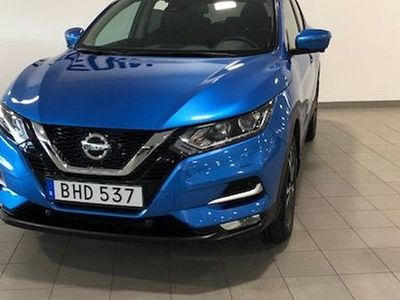 used Nissan Qashqai N-Connecta 1.5 dCi Manuell 115hk