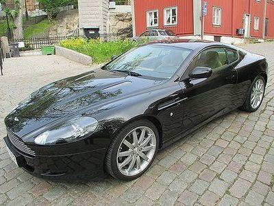 begagnad Aston Martin DB9 5.9 V12 Automat 456hk 340