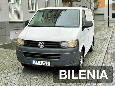 begagnad VW Transporter 2.0 TDI Comfort 102hk Drag Långa skåp