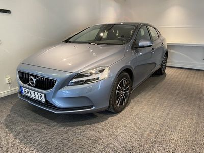 begagnad Volvo V40 D2 Business Advanced VOC 2018, Kombi 169 500 kr