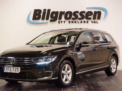 begagnad VW Passat GTE Plug in Panorama Drag A