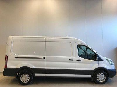 begagnad Ford Transit Van 2,2 L3H2 D-värm Drag Moms