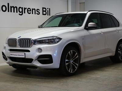 begagnad BMW X5 M50d M-Sport Värmare Drag Innovation Navi