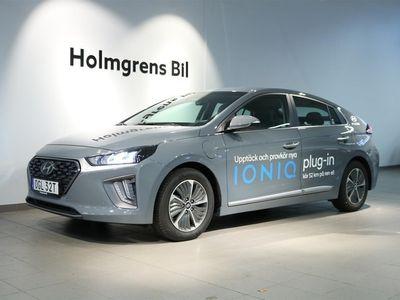 begagnad Hyundai Ioniq Plug-In Premium Baksätesvärme + Trådlösladdare