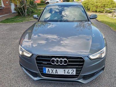 begagnad Audi A5 2,0 TDI DPH Quattro