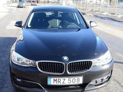 begagnad BMW 320 Gran Turismo D Aut xDrive luxury line 2015, Sedan 279 900 kr