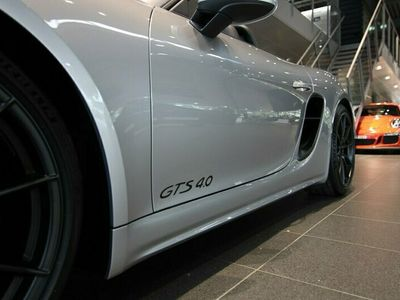 begagnad Porsche 718 Boxster GTS 4.0