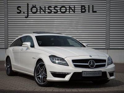 begagnad Mercedes CLS63 AMG AMG SB / Inkommande /
