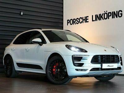begagnad Porsche Macan GTS 3.0 PDK 2017, SUV Pris 565 000 kr