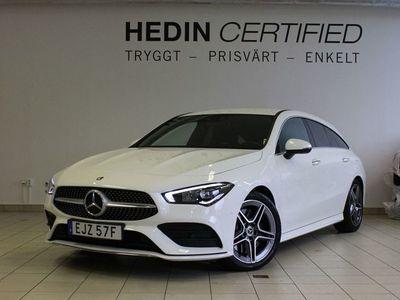 begagnad Mercedes CLA250 - Benz4 - Matic AMG, Premiumpaket, Värmare, Drag