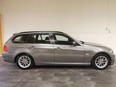 begagnad BMW 320 d Touring *Drag*