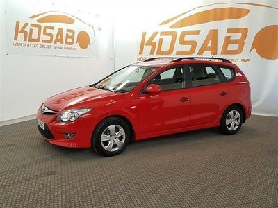 gebraucht Hyundai i30 1.4 Kombi (109hk) 7400mil Fin
