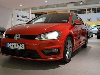 begagnad VW Golf LIM 1,4 TSI 150 GT 2017