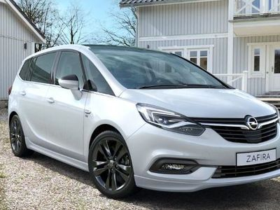 begagnad Opel Zafira Enjoy 1.4T /140hk Sport edition