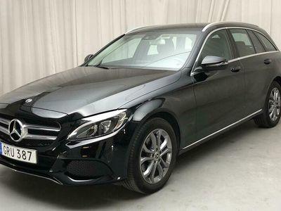 begagnad Mercedes C220 C-Klassd 4MATIC Kombi S205 Avantgarde