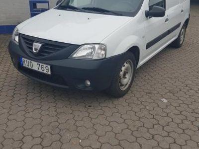 begagnad Dacia Logan Express 1.5 DCI Ny Besiktad -10