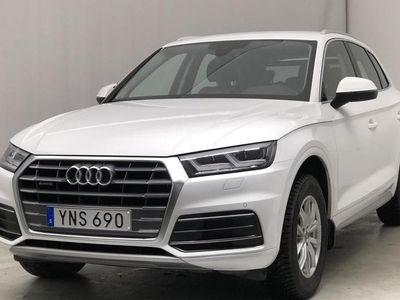 begagnad Audi Q5 2.0 TDI quattro