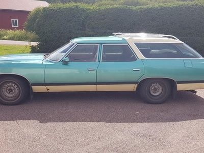 begagnad Pontiac Grand Safari 1974