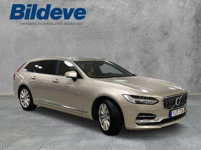 begagnad Volvo V90 D4 AWD Business Advanced 2017, Kombi 264 800 kr