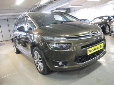 begagnad Citroën Grand C4 Picasso HDi 150HK Exlusive