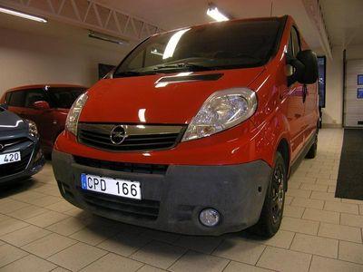 begagnad Opel Vivaro L2H1 2,0 D (114hk) -12