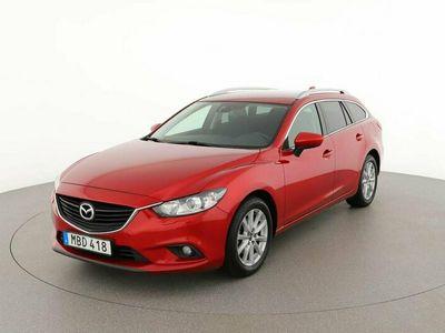 begagnad Mazda 6 6 WAGON, 2.0 145 H