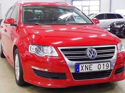 begagnad VW Passat 2.0 TDI R-line 4-Motion Var -10