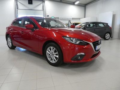 begagnad Mazda 3 Sport Vision 2.0 SKYACTIV-G Euro 6 165hk