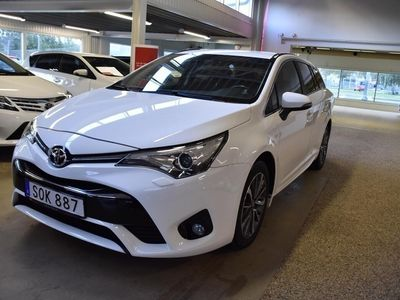 begagnad Toyota Avensis Avensis2,0 D-4D TS ACTIVE+ -17