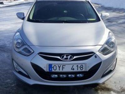 begagnad Hyundai i40 -12
