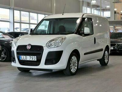 begagnad Fiat Doblò Van 0.7 t 1.3 Multijet 2013, Transportbil Pris 69 000 kr