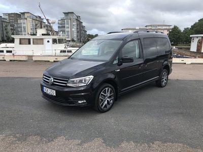 begagnad VW Caddy Maxi Life COMFORTLINE 2.0