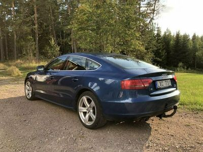 begagnad Audi A5 Sportback 2.0 TDI DPF quattro