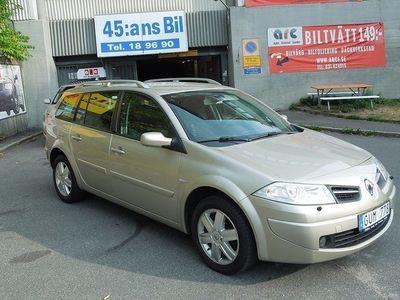 begagnad Renault Mégane 1,9 dCi / Auto / Drag. -08