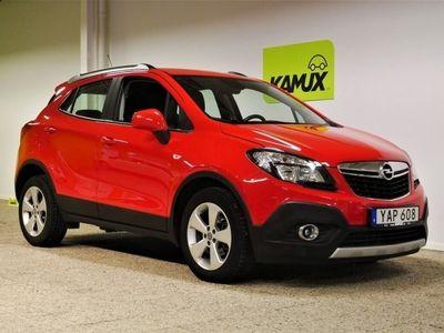 begagnad Opel Mokka 1.4 Turbo ecoFLEX AWD BT PDC