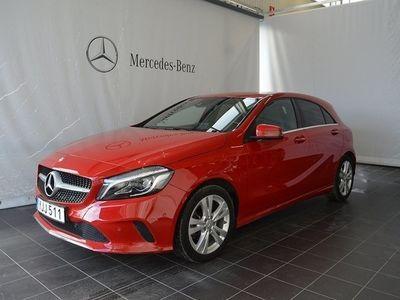 begagnad Mercedes A200 d 4MATIC