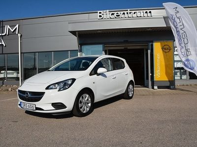 brugt Opel Corsa Enjoy 1,4 90hk Pluspaket, Apple Carplay, ECC