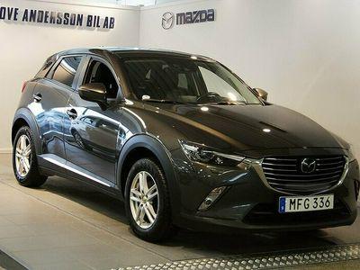 begagnad Mazda CX-3 2.0 Optimum AWD Automat 150hk