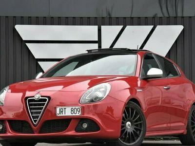 begagnad Alfa Romeo Giulietta Giulietta1.4 (170hk) Auto/Pano/Skinn