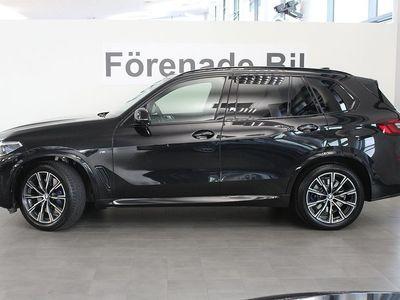begagnad BMW X5 xDrive30d M Sport Innovation 7 sits