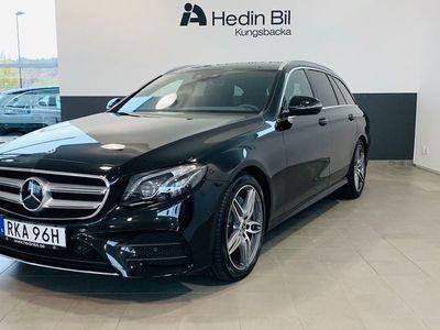 begagnad Mercedes E200 KOMBI AMG Värmare DEMO