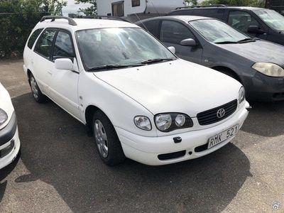 brugt Toyota Corolla 1,6 -00