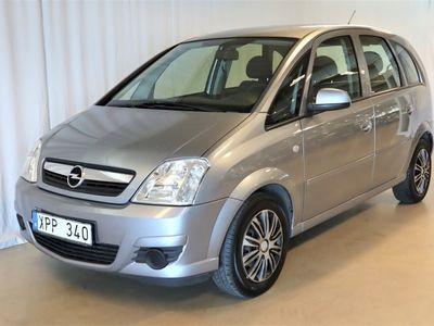 gebraucht Opel Meriva 1.6 Enjoy M5