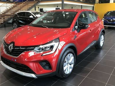 begagnad Renault Captur ZEN TCE 100
