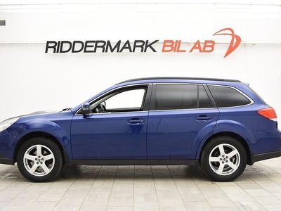 begagnad Subaru Outback 2.0D 150hk AWD / DRAG / SKINN