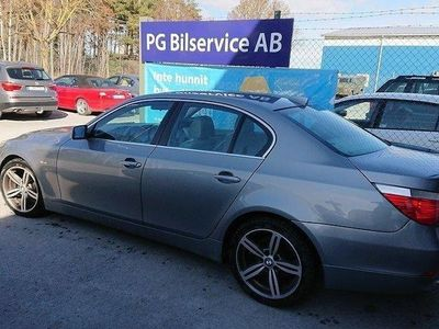 begagnad BMW 525 i Sedan 192hk